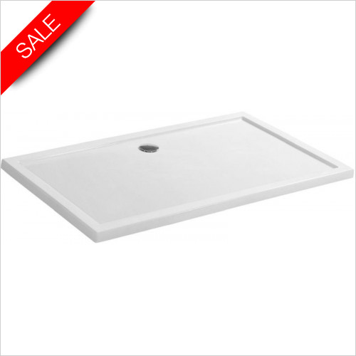 Simpsons Shower Trays - Rectangular Tray 1800x1000x35mm