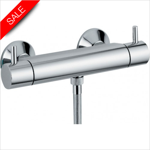Abode - Euphoria Low Pressure Thermostatic Bar Shower