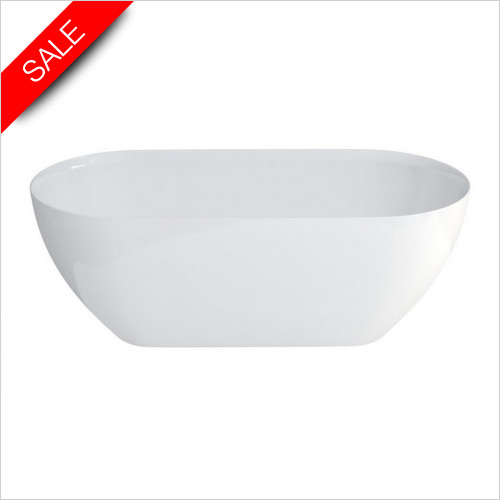 Clearwater - Formoso Grande Bath 1690 x 800mm NTH - No Overflow
