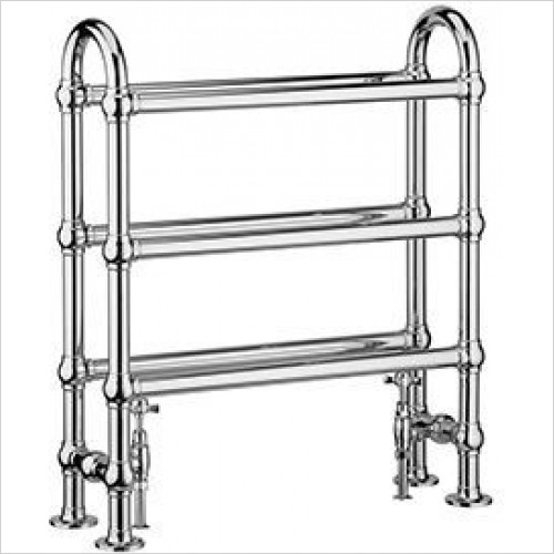 Heritage Heating - Oakham Heated Towel Rail