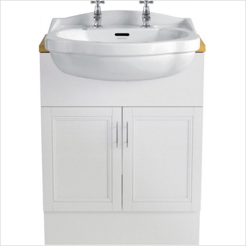 Heritage Furniture - Caversham 640mm Vanity Unit