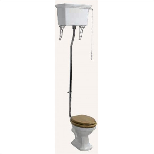 Heritage Toilets - Heritage High Level Cistern Pack
