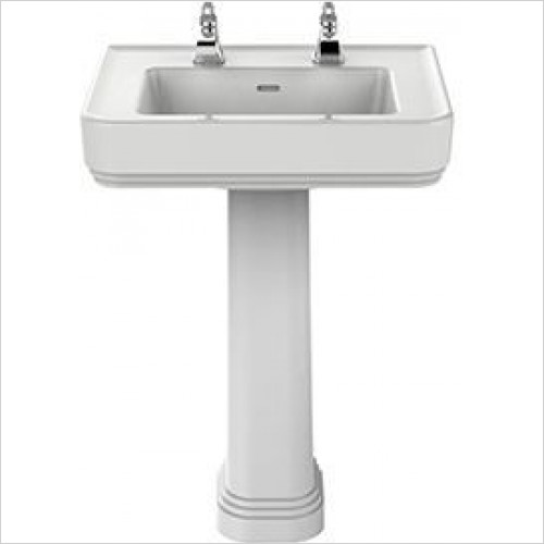Heritage Basins - Wynwood 600mm Basin 3TH