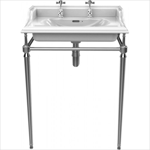 Heritage Accessories - Abingdon Dorchester Washstand Glass Shelf