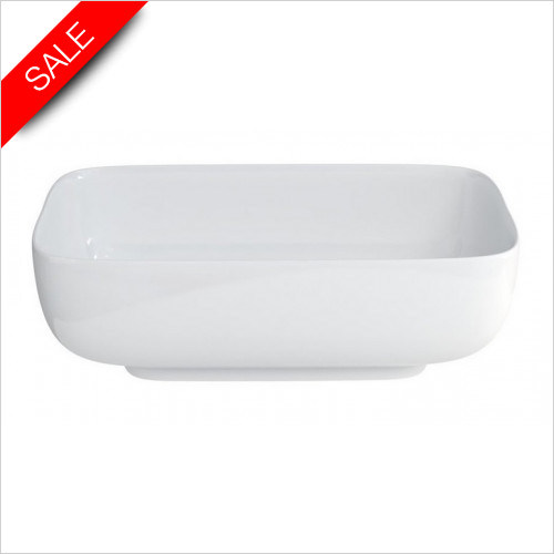 Clearwater - Duo Clearstone Bath 1550 x 950mm