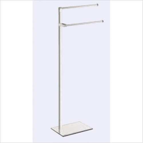 Gedy Maine Towel Stand